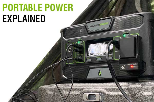 Learn About Portable Power