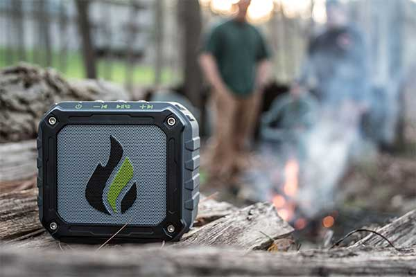 Blackfire Portable Wireless Speaker