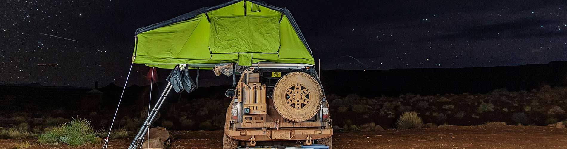 Blackfire - Visit us at the Overland Expo