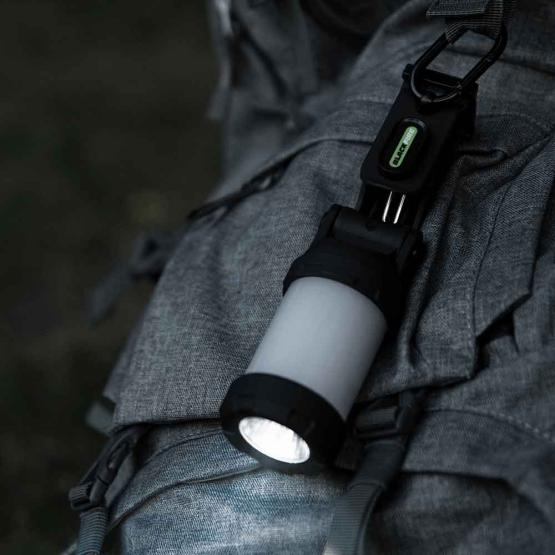 Backpack Lantern LED Clamplight