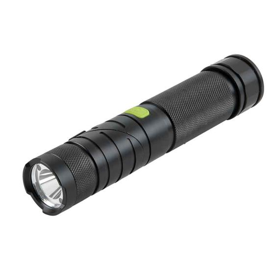 Tactical Twist Flashlight