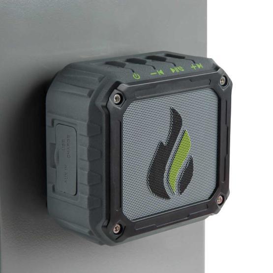 Portable Wireless Speaker BTSM10  Blackfire.com