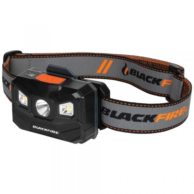 Featured Product Rechargeable 400 Lumen Auto-Off Headlamp